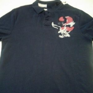 American Eagle Outfitters  Vintage  fit polo L